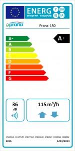 ventilation-units Prana-150