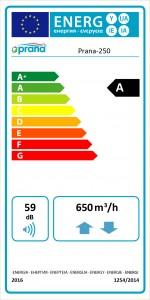 ventilation-units Prana-250-01